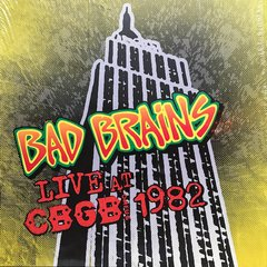 Bad Brains - Live at CBGB 1982 (Vinilo LP Color)