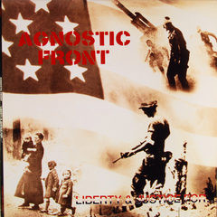 Agnostic Front - Liberty and Justice for.. (CD)