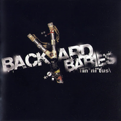 Backyard Babies - Tinnitus (CD)