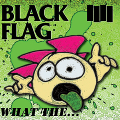 Black Flag - What the... (CD)