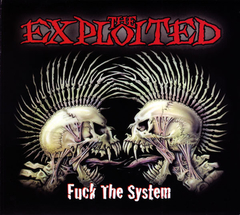 The Exploited - Fuck the system (CD)
