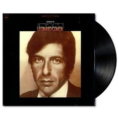Leonard Cohen - Songs of Leonard Cohen LP (Vinilo)