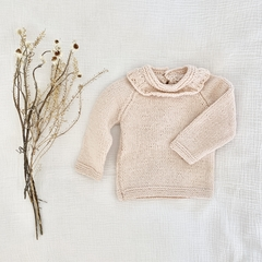 Sweaters tejidos babies - Little Abby