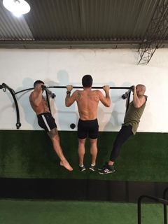 Pull Up Bar Calistenia (Largo 1,5m) en internet
