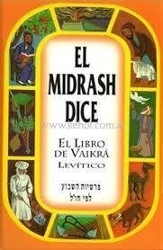 El midrash dice 1, 2, 3, 4, 5 en internet