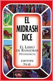 El midrash dice 1, 2, 3, 4, 5 - Libreria Sigal