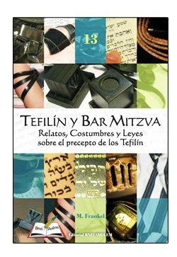 Tefilin y Bar Mitzva
