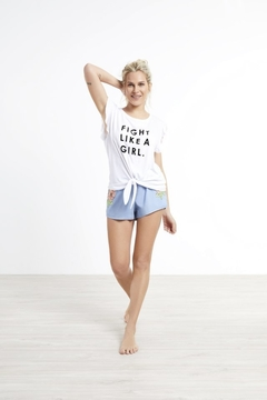 Pijama-So Girl Up-So Pink! (SP11430)