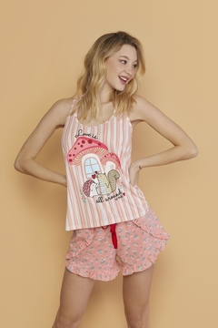 Pijama-So Love Around-So Pink! (11525)