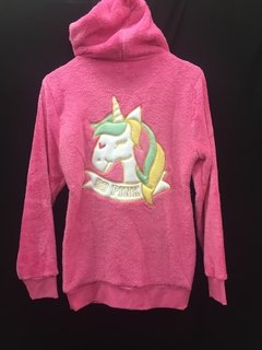 Campera unicornio-So Pink! (18023) - comprar online