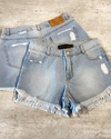 Shorts jeans cós médio lady rock julia