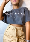 "Cropped t shirts Lerrux ""recovery mode"""