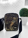 SHOULDER BAG metalic animal print ZNL - comprar online