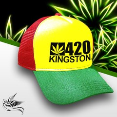 BONÉ 420 KINGSTON - comprar online