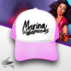 BONÉ MARINA THE DIAMONDS - loja online