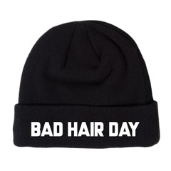 GORRO TOUCA BAD HAIR DAY