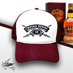 BONÉ CHIVAS REGAL 12 WINE