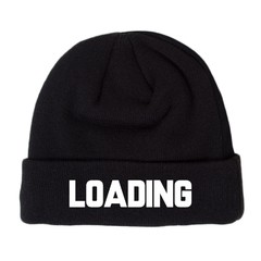 GORRO TOUCA LOADING