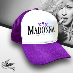 BONÉ MADONNA LIKE A PRAYER - comprar online