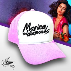 BONÉ MARINA THE DIAMONDS - comprar online