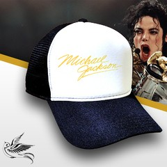 BONÉ MICHAEL JACKSON WORLD TOUR RETRO - comprar online