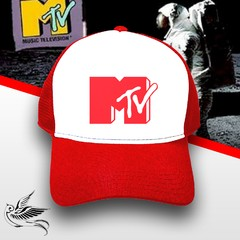 BONÉ MTV RED