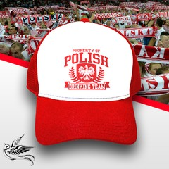 BONÉ POLISH DRINKING TEAM