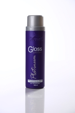 Gloss Platinum Collor Aramath 380ml