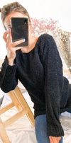 SWEATER DOLCE NEGRO