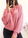 SWEATER BARTH ROSA