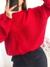 SWEATER BARTH ROJO