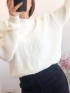 SWEATER BARTH NATURAL