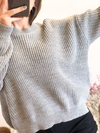 SWEATER BROADWAY GRIS