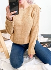 SWEATER DOLCE CAMEL