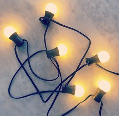 TOTAL BLACK 7 Mts Led Opal - comprar online