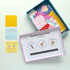 Miss Journal Box - Edición Febrero - comprar online