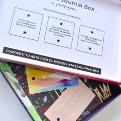 The Miss Journal Box - Edición Diciembre en internet