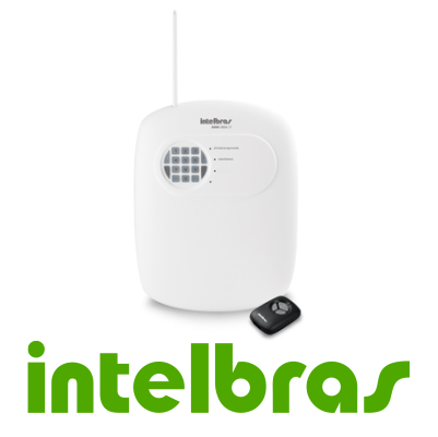 ANM 3008 ST CENTRAL DE ALARME INTELBRAS