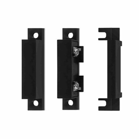 CONJUNTO SENSOR MAGNETICO XAS CONNECT BLACK INTELBRAS- 5PC