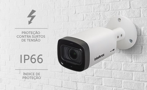 CAMERA DE TV P/ SIST. DE SEG .VHD 3140 VF G5 INTELBRAS