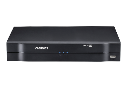 GRAVADOR DIG. DE VIDEO MHDX 1116 C/HD 1TB INTELBRAS