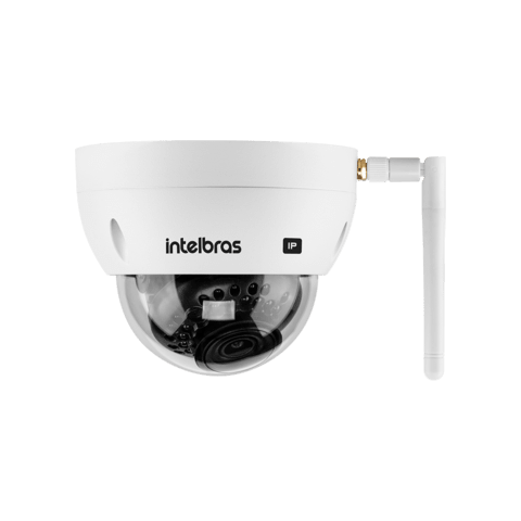 CAMERA IP INTELBRAS VIP 3230 DOME WIFI