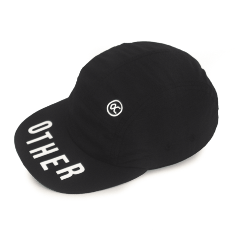 Other Culture - Five Panel Type Preto