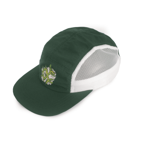 Other Culture - Five Panel Mary Jane Verde Militar