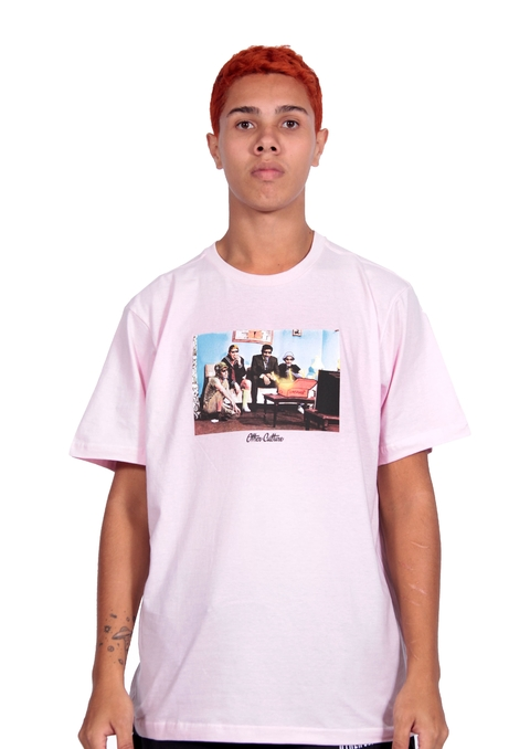Other Culture Camiseta Sneakerheads Rosa