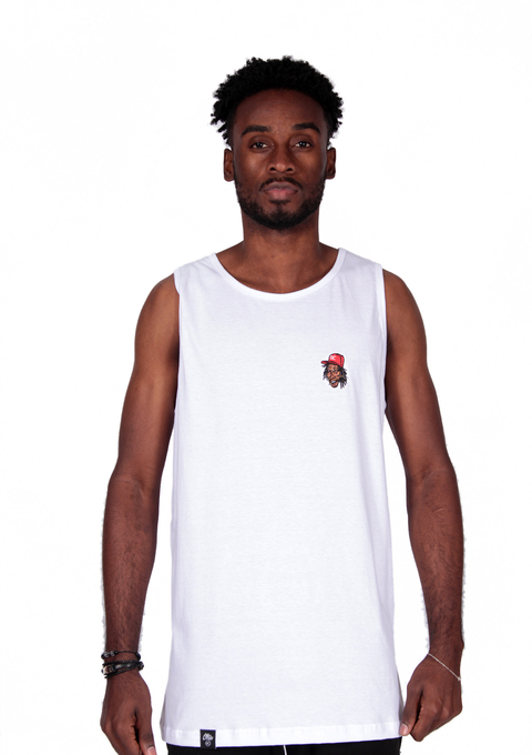 Other Culture Tank Top Khalifa Branca