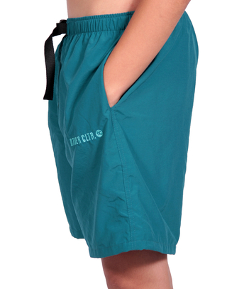 Other Culture - Shorts Sport Basic Petroleo - comprar online