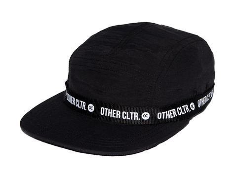 Other Culture - Five Panel Sport Band Preto