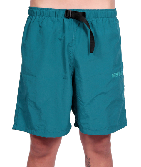 Other Culture - Shorts Sport Basic Petroleo
