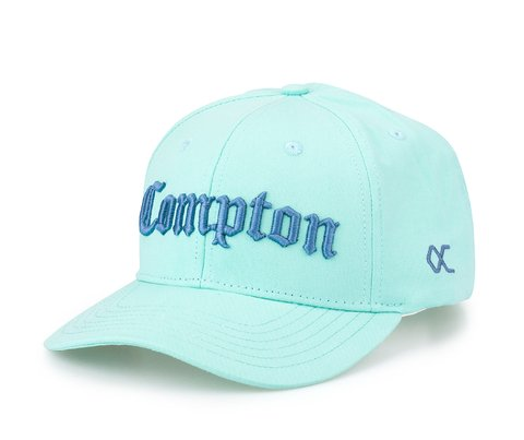 Other Culture bone aba curva - Compton Blue